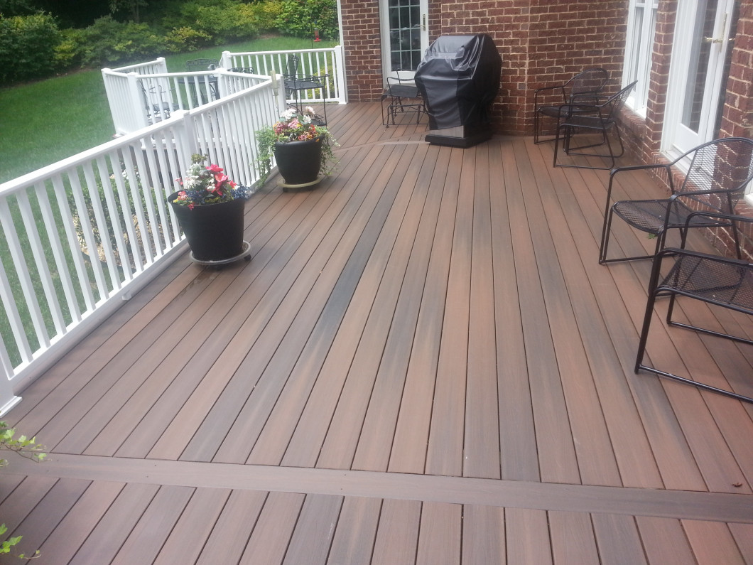 Have Complete Remodeling build you a deck that is meant to last!  We are the deck and patio experts in Chattanooga, TN!