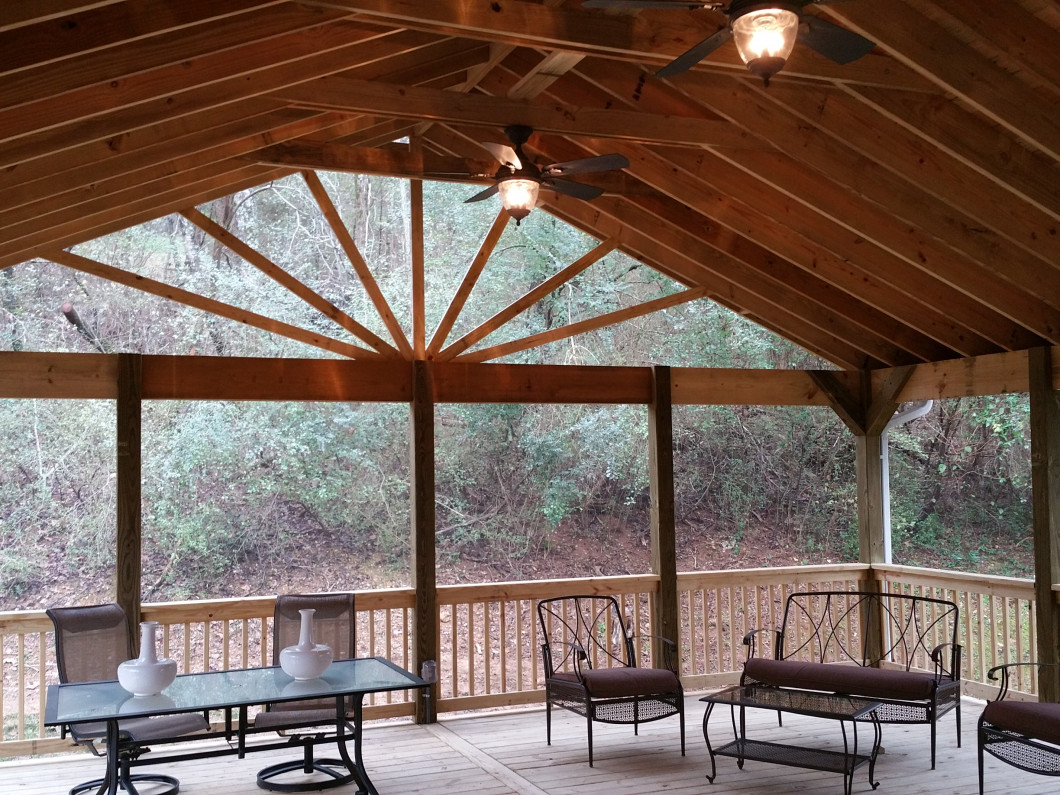 Enjoy and maximize your property with a beautiful sunroom!