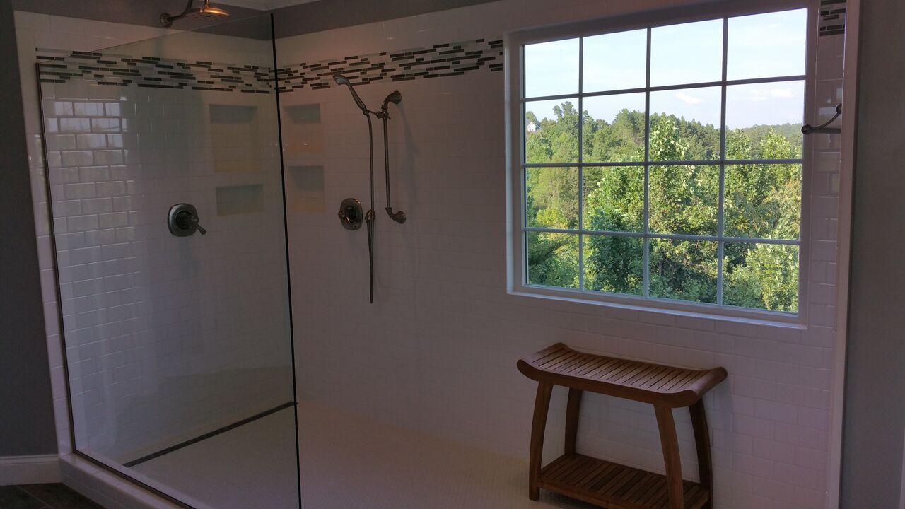 Frameless Shower Doors Ooltewah Chattanooga Tn